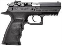 "Magnum Research BE99153RSL Baby Desert Eagle Single/Double 9mm 3.8"" 16+1 Blk Carbon Steel"