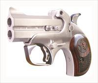 "BOND ARMS TEXAS DEFENDER .327 FED. 3"" FS STAINLESS WOOD GBATD327"