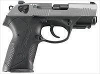 "Beretta USA JXC4F50 Px4 Storm Compact Inox 40 S&W Single/Double 3.27"" 10+1 Black Interchangeable"