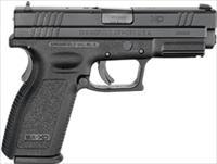 "SF XD SERVICE 9MM LUGER 4"" FS 16-SHOT ""ESSENTIALS"" BLACK XD9101HC"