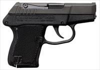 "Kel-Tec P3ATBBLK P-3AT 380 ACP Double 380 Automatic Colt Pistol (ACP) 2.7"" 6+1 Black Polymer Grip"