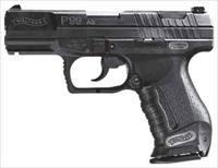 "Walther WALTHER P99 9MM LUGER 4"" AS 15-SHOT BLACK POLYMER 2796325"