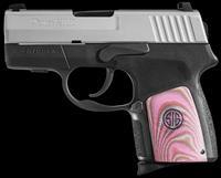 "Sig 290RS380EPNK P290RS 380 Enhanced Pink DAO 380ACP 2.9"" 6+1/8+1 NS Pink Grip S"