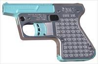 "Heizer Defense HEIZER HEDY JANE PKT. SHOTGUN .45/.410-2.5"" SS/AQUA BLUE PS1SSAQ"