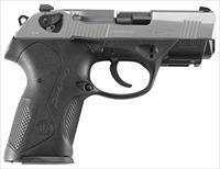 "Beretta USA JXC4F51 Px4 Storm Compact Inox 40 S&W Single/Double 3.27"" 12+1 Black Interchangeable"