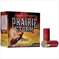 Federal Prairie Storm Fs Lead 12ga 2.75'' 1-1-4oz #6 25-bx