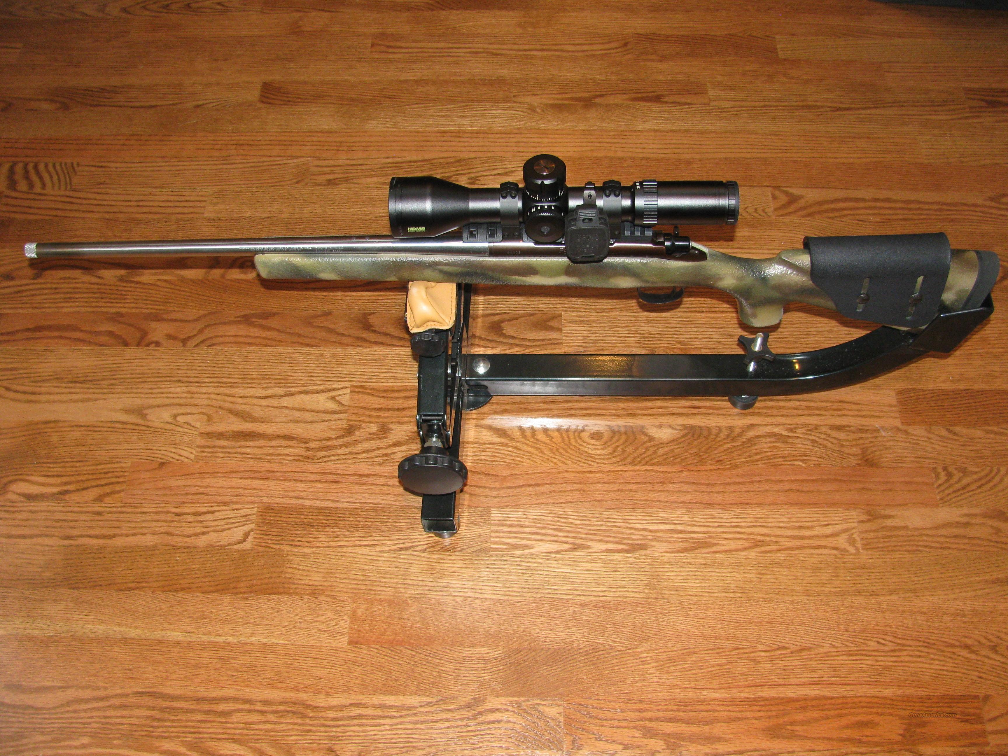 Remington 700 BDL 7MM Magnum, 22