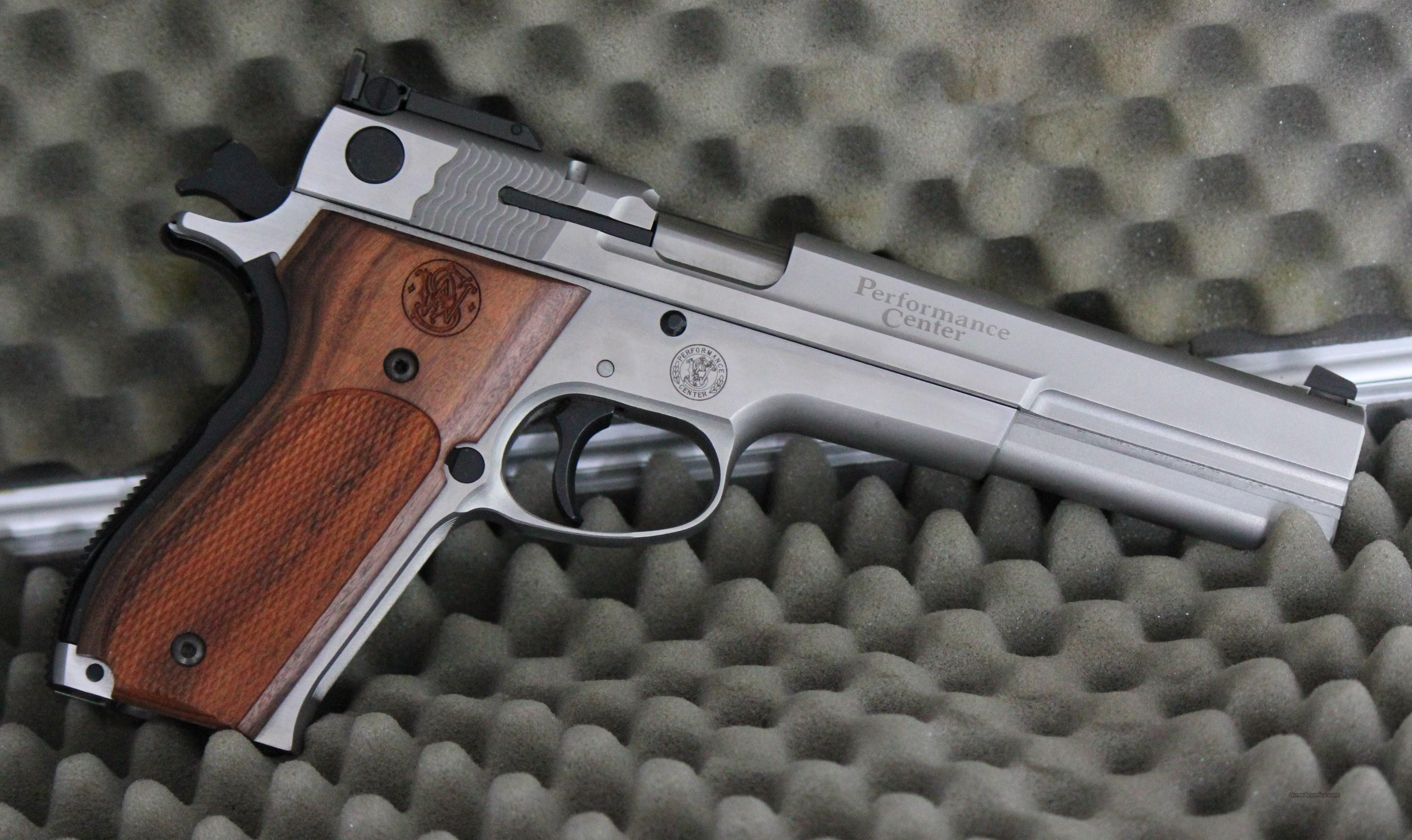 Brand New Smith Wesson 952 Long Slide Guns > Pistols > Smith & Wesson  Pistols -