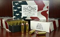 10MM, Ammo, 250 Rounds, 200gr TMJ RNFP, 10 MM, REMANUFACTURED BRASS