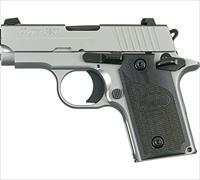 Sig Sauer P238 Hd 380Acp Stainless 238-380-HD-CA