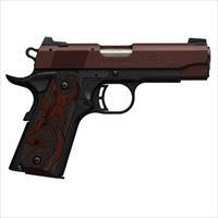 Browning 1911 22Lr Black Lb Brown Bronze Compact 201 051866490