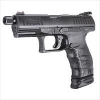 Walther Arms Ppq M2 Q4 Tac 9Mm Threaded Barrel 2825929