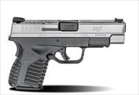 Springfield XDS9409S XD-S 8+1/7+1 9mm 4""