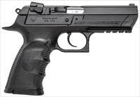"Magnum Research Be99153rl Baby Desert Eagle Single/Double 9Mm 4.4"" 16+1 Blk Carbon Steel BE99153RL"