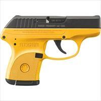 Talo Lcp .380Acp 6-Shot Fs Contractor Yellow Frm (Talo) RUG 3753