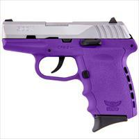 Sccy Industries Cpx-2 9Mm 3.1 10Rd Duo Tone Purple No Safet CPX2-TTPU
