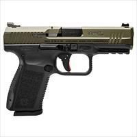 Canik Usa Tp9sf Elite 9Mm 4 Od Green 2 15Rd HG3898G-N