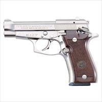 BERETTA 85 CHEETAH 380ACP 9RD NICKEL WOOD J85F212