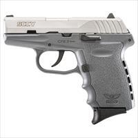 Sccy Industries Cpx2-Tt Pistol Dao 9Mm 10Rd Ss/Sniper Gray W/O Safety CPX 2TTSG