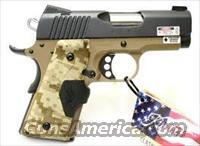 "KIMBER ULTRA COVERT II 45ACP 3"" BL  LASER GRIP BRAND NEW"