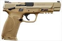 Smith & Wesson M&P 2.0 FDE Ambidextrious Thumb Safety NEW 11537