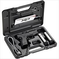 Springfield Armory Xd 9Mm 3 Subcompact Essentials Pkg Blk 13Rd XD9801HC