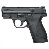 SMITH & WESSON M&P SHIELD 9MM 8RD NO SAFE 10035