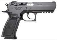 "Magnum Research Be94003r Baby Desert Eagle Single/Double 40 Smith & Wesson (S&W) 4.38"" 10+1 Blk Carbon Steel BE94003R"