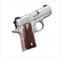 Kimber 9Mm Micro 9 Stainless KIM3300158