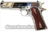 Colt CUSTOM 38 Super Series 80 1911 CUSTOM  Super #O2071ELC2