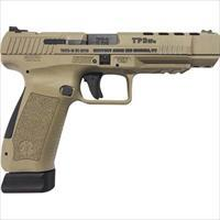 Canik Usa Tp9sfx 9Mm Desert Tan Warren Sights 2 20Rd HG3774D-N