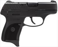 Ruger Lc380 380Acp 3.12 Blued Blk 8Rd 3219