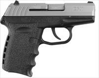 SCCY INDUSTRIES SCCY CPX2 9MM DOA 10RD SS