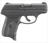 "Ruger 3248 Lc9s Pro Double 9Mm Luger 3.12"" 7+1 No Manual Safety Black Polymer Grip/Frame Grip Blued 3248"