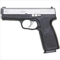 Kahr Arms Ct9 9Mm 4 Blk Poly Matte Ss CT9093