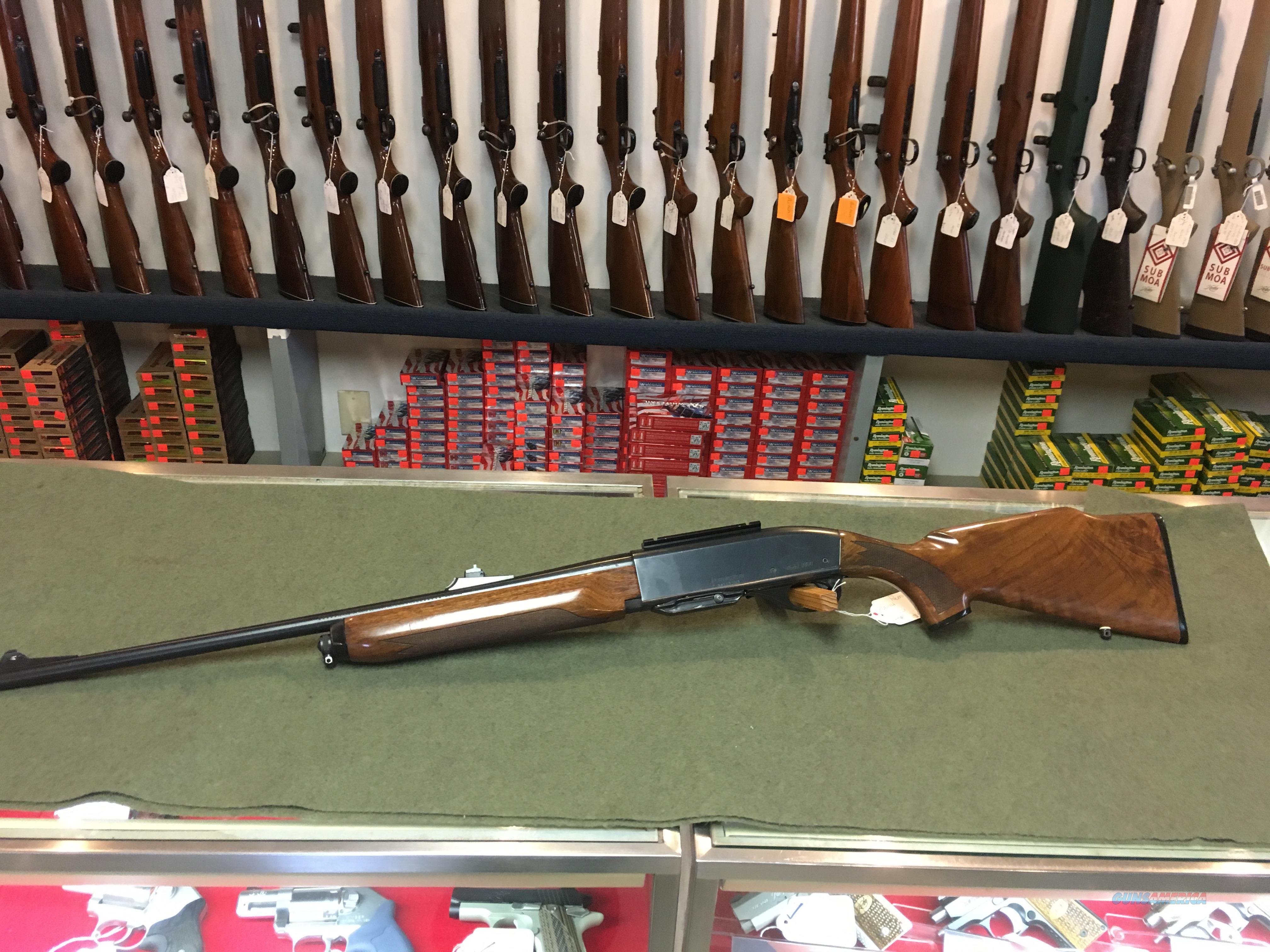 Remington 7400 308 semi auto for sale 11585771g sciox Gallery