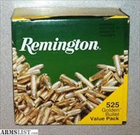 REMINGTON #1622C~22lr~5250 rounds!