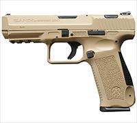 "CENTURY INTERNATIONAL ARMS TP9SA 9MM 5"" 18RD S/"