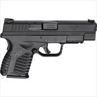 Springfield XDS9409B XD-S 9+1/7+1 9mm 4""