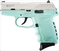 SCCY INDUSTRIES CPX2 9MM 3.1