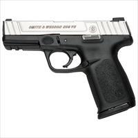 SMITH & WESSON SD9VE 9MM 10RD 10.5# TRIG