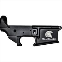 Anderson Mfg. Stripped Ar-15 Lower Receiver 5.56X45 Molon Labe< AR15A3LWFORUMMOLON