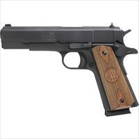 "Iver Johnson Arms Johnson 1911A1 Standard .45Acp 5"" Fs 8Rd Matte Wood 1911A1"