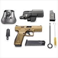 Centurion Tp9da 9Mm Burnt Bronze 2 18Rd HG4068BN