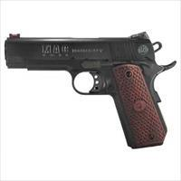 Mac Firearms Bobcut Commander 1911 .45Acp As 8-Shot Black Wood ! M19BC45B