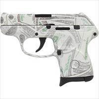 RUGER LCP 380ACP GLOWING $100 BILLS 3701BILLS