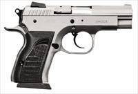 "Eaa 999099 Witness Compact Steel 9Mm 3.6"" 13+1 As Black Synthetic Grip Wonder Ss Finish 999099"