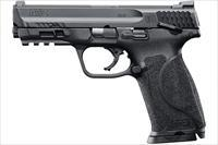 Smith & Wesson M&P 2.0 9mm  ambidextrous thumb safety 2 mags 11524