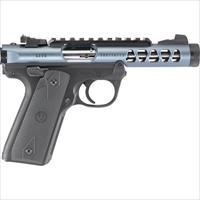 "Ruger Mark Iv 22/45 Lite .22Lr 4.4"" Bull As Threaded Dmd Gray G43918"