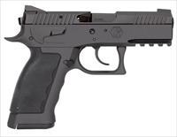 "KRISS USA WSDCME084 SPHINX SPD COMPACT SINGLE/DOUBLE 9MM 3.7"" 17+1 BLK POLYMER G WSDCME084"